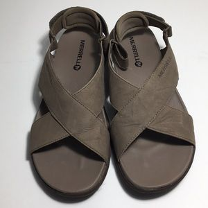Merrell Around Town Sunvue Sandals size 7